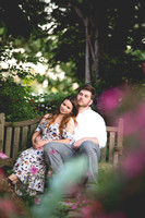 Alex and Kailey's Engagement Portraits