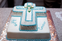 Connor & Myles' Christening