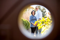 William & Beverly's Maternity Portraits